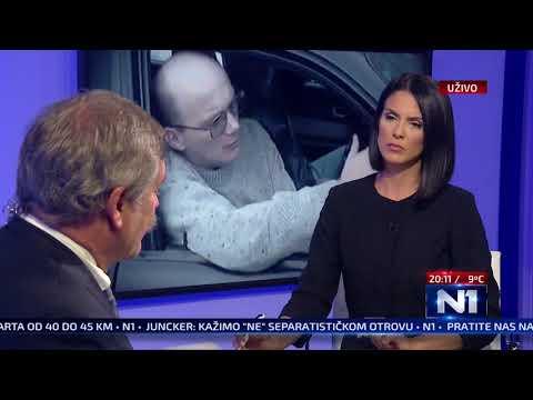 N1 direktno: Kenneth Scott o predmetu Prlić i ostali (9.11.2017.)