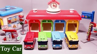 Tayo the Little Bus Toys | Disney Toy CARS For Kid Racing