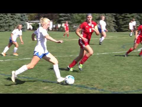 Grace Prep Girls Soccer vs Northumberland Christian School - September 18, 2020