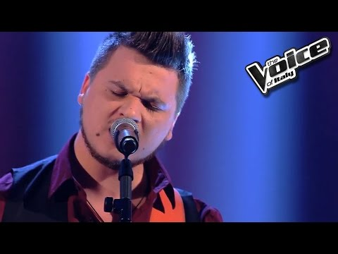 Samuel Pietrasanta: Losing My Religion | The Voice Of Italy 2016: Knock Out