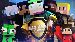 MANTICORE LEAGUE - IEDEREEN MAAKT KILLS!!