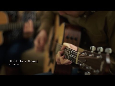 Stuck In a Moment (U2 cover) by Anthony Friedlander and Camille Peruto