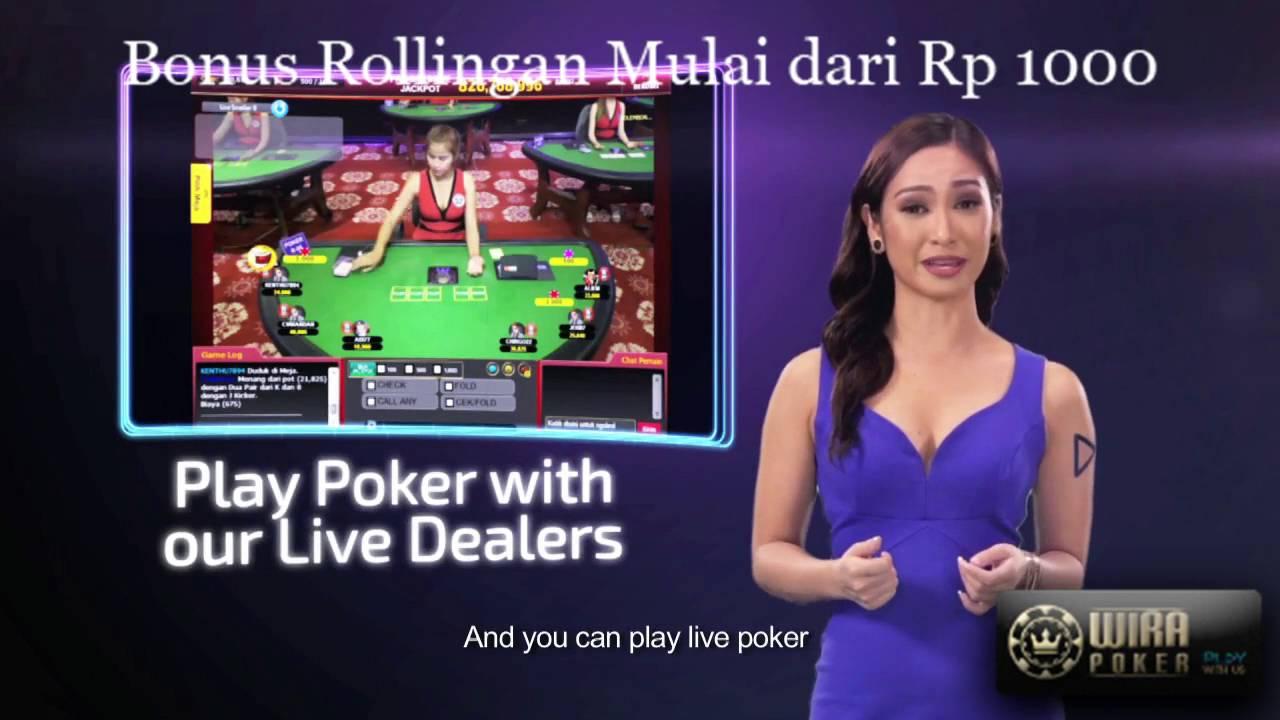 Wirapoker Poker Online Generasi Terbaru Youtube
