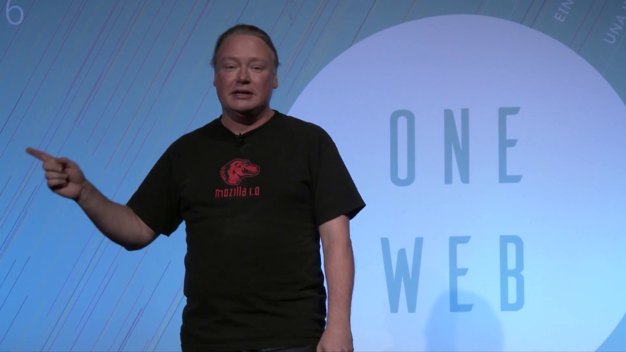 Bringing Back the Decentralized Web | Brian Behlendorf at MozFest ...