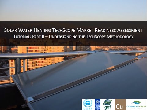 Solar Water Heating TechScope Online Tutorial - Part 2 Understanding TechScope Methodology