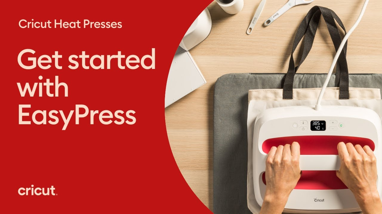 """CRICUT Easypress 6/""""x7/"""" Brand New and Boxed"""