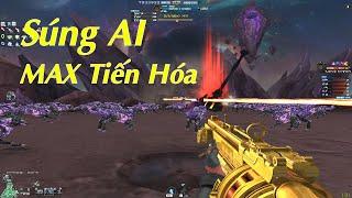Shotgun AI MAX Tiến Hóa Vô Cùng Mạnh Mẽ Với X11 Sốc Dame!