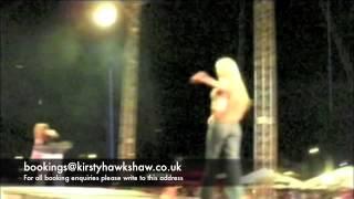 Kirsty Hawkshaw Live