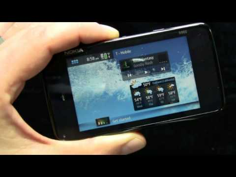 Nokia N900 - Review, Part 1