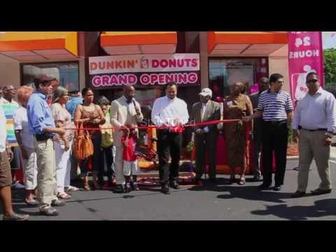 Dunkin Donuts Allegheny Grand Opening