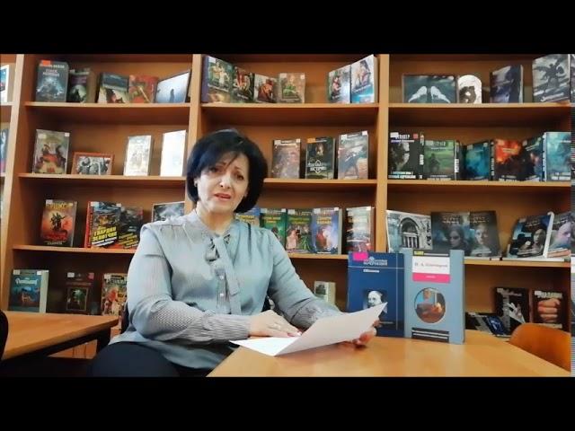 Изображение предпросмотра прочтения – ЛюдмилаДадоян читает отрывок изпроизведения «Обломов» И.А.Гончарова