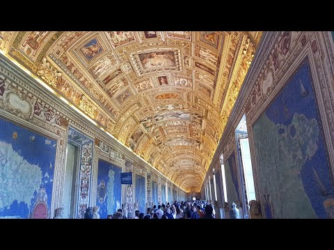 The Vatican Museum Tour + St Peter's Basilica with City Wonders