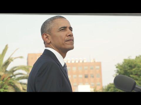 President Obama Visits Hiroshima