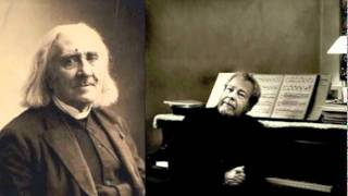 Liszt. Consolation No. 3 in D flat major - Nelson Freire