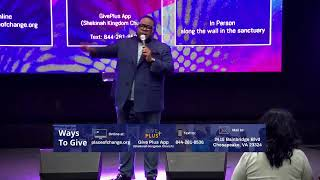 Nobody Told Me the Road Would be Easy - Pastor Cedric Rouson
