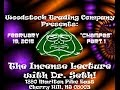 Woodstock Trading Company Incense Lecture w/ Dr. Seth - Champas Pt. 1
