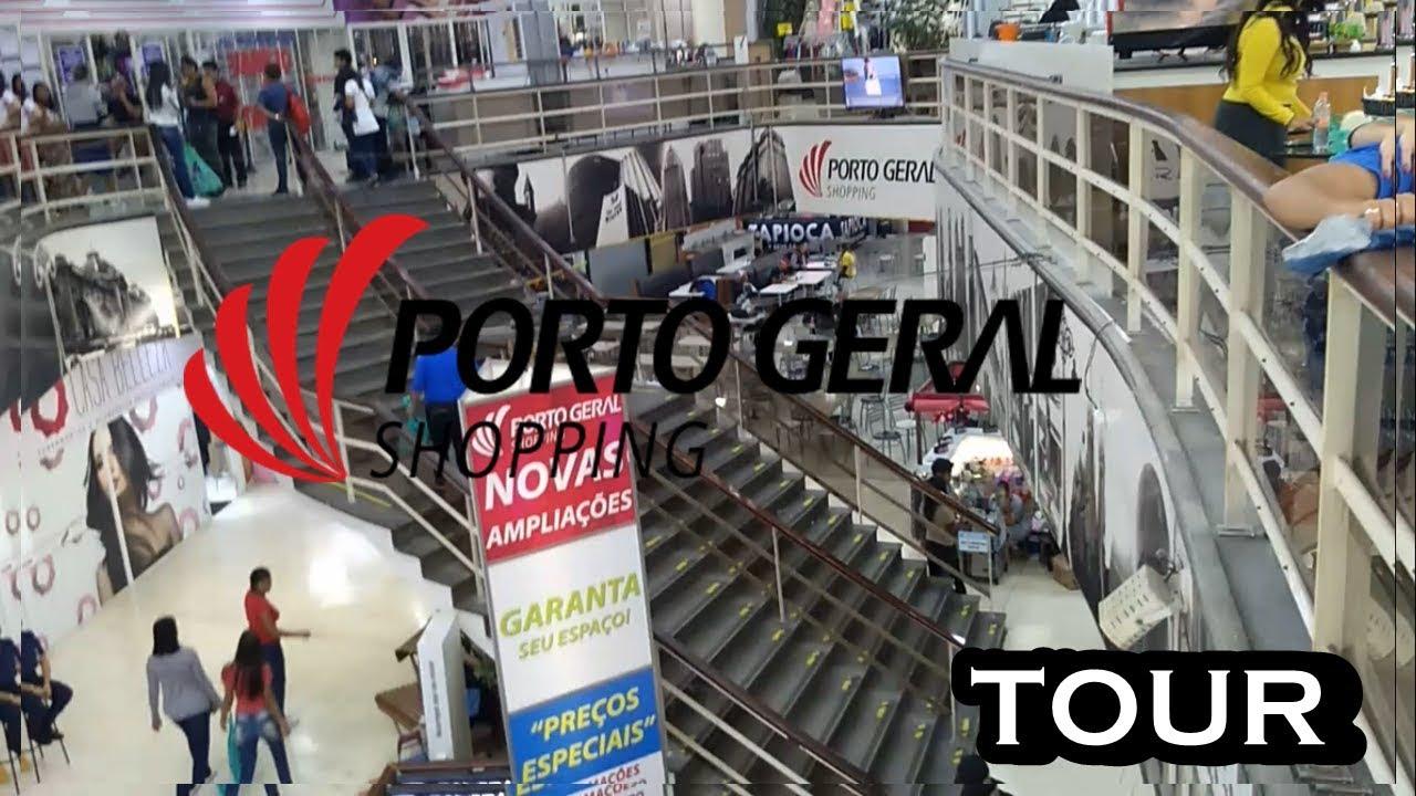 7f103b573d27b TOUR SHOPPING PORTO GERAL LOJAS DE MAKE