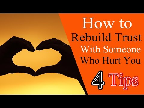 How to Rebuild Trust with Someone Who Hurt You   rebuilding trust in a relationship