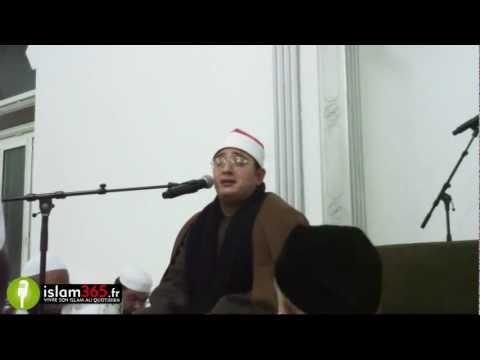 الشيخ محمود الشحات - سورة الحشر والقيامة 06/09/2012