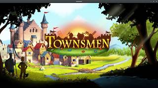 Best of Townsmen - Beautiful mega city