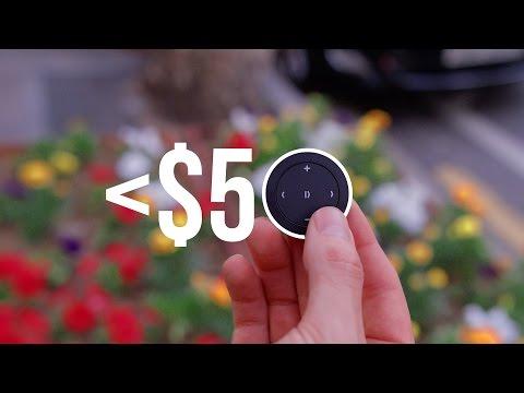 The Best Tech Under $50 - June 2016