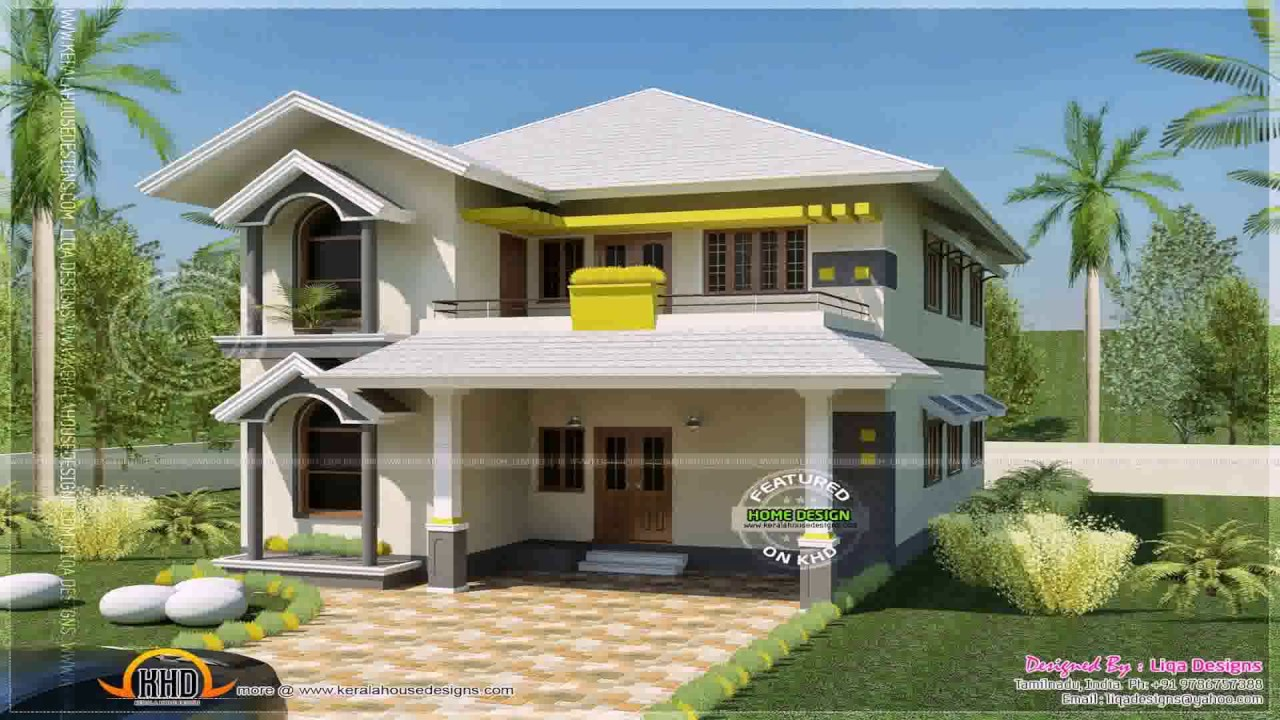 Tamilnadu Style House Photos - YouTube