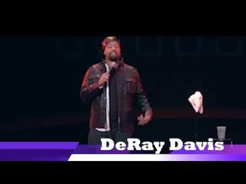 DeRay Davis Live at Tampa Improv
