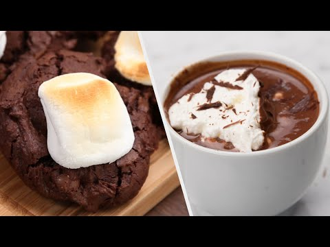 Perfect Winter Desserts • Tasty Recipes