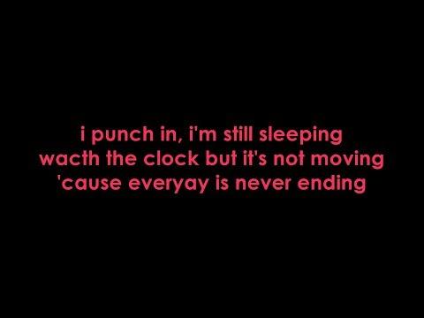 Simple Plan - The Worst Day Ever (Lyrics)