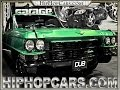 1963 Cadillac Dub Edition Show custom cars Monster Energy Drink