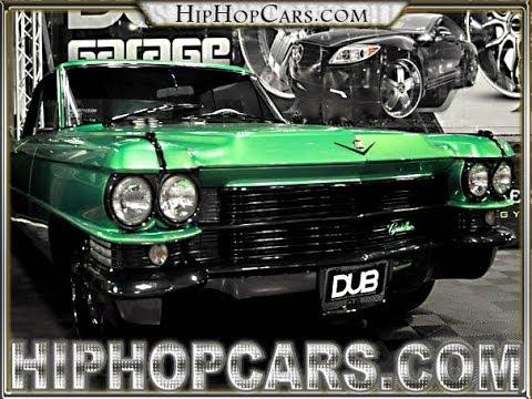 1963 Cadillac Dub Edition Show Custom Cars Monster Energy