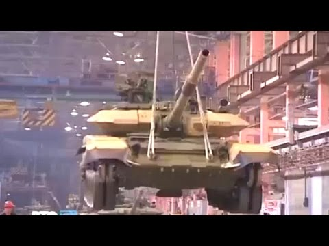 History of Soviet & Russian Tanks : How They Are Built Documentary