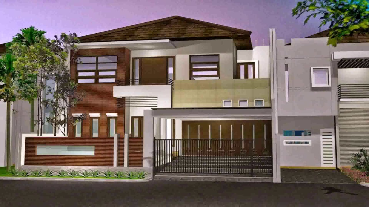Small Two Storey House Interior Design Philippines Gif Maker Daddygif Com See Description Youtube