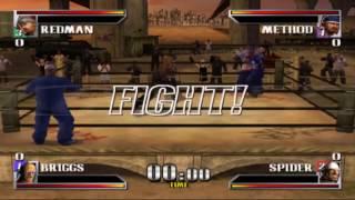 Def Jam vendetta Gameplay PS2 Emulator