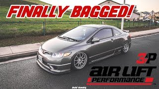 Honda Civic Si Gets BAGGED!