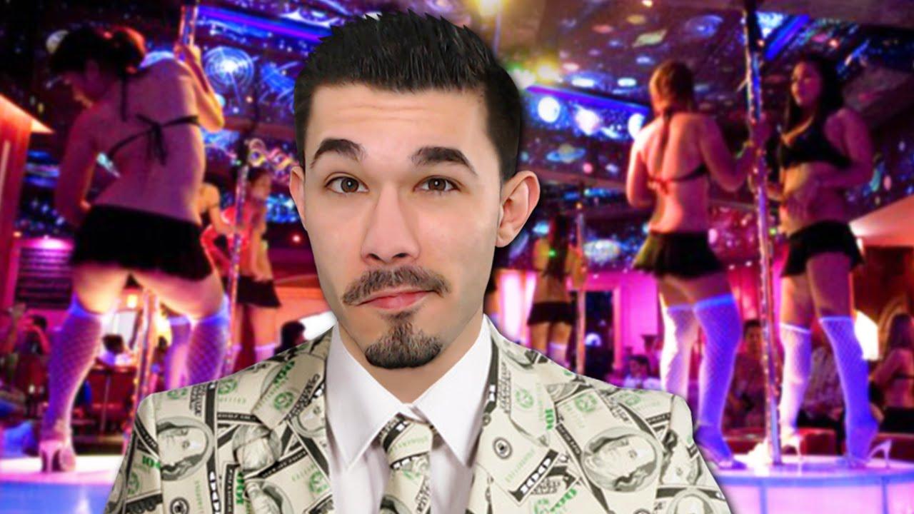club latín strip tease