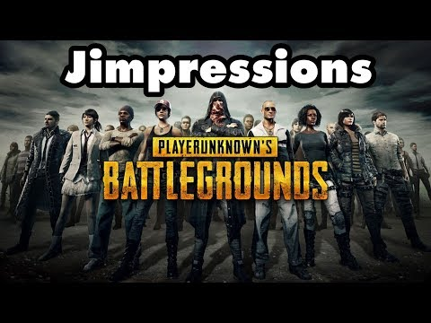 PlayerUnknown's Battlegrounds - Keep On Running (Jimpressions)