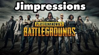 PlayerUnknown's Battlegrounds - Keep On Running (Jimpressions) (Video Game Video Review)