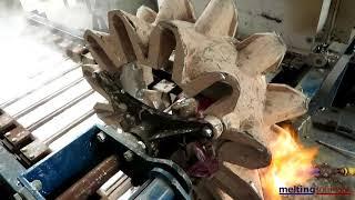 Full Scrap Metal Plant 07 09 2017