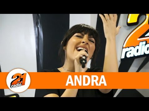 Andra - Why & Nebuni In Noapte Medley (LIVE @ RADIO 21)