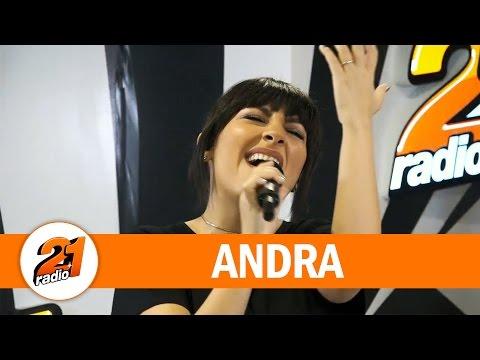 Andra - Why & Nebuni In Noapte Medley (LIVE @ RADIO 21)