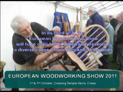 European Woodworking Show 2011