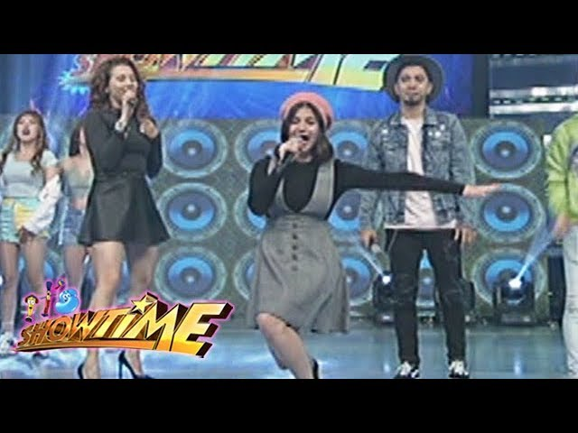 It's Showtime: Welcome back Anne Curtis!