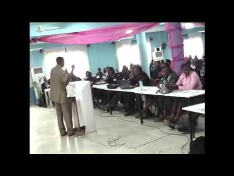 2010 (Pastor J.O Adeyokunu - Basic Knowledge For Admin Officers)