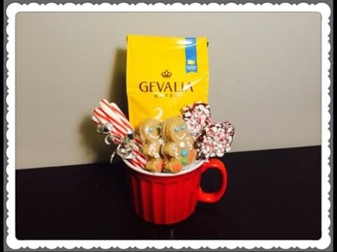 Coffee gift set for christmas