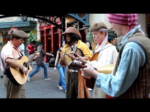 The Bootstrappers Pirate Band - Ten Thousand Miles Away
