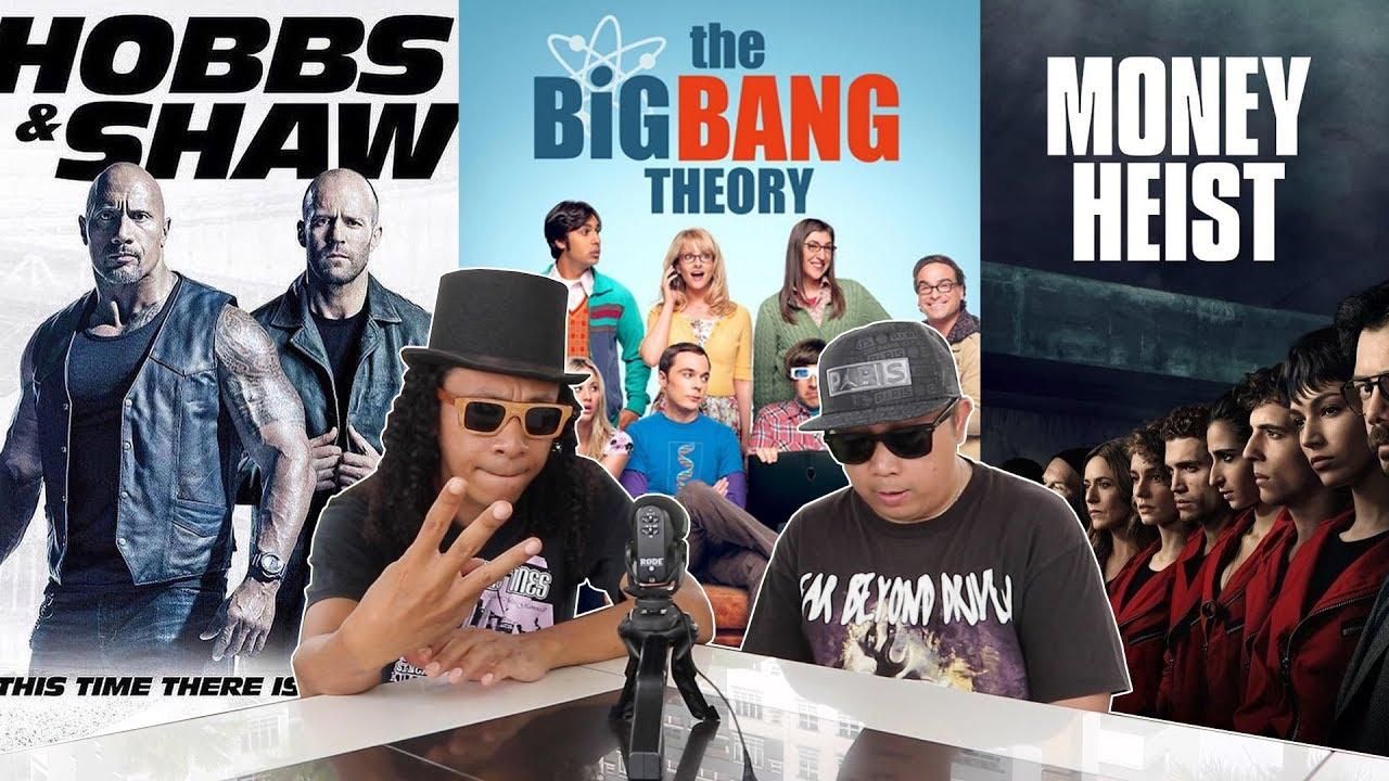 WWW - Hobbs & Shaw : The Big Bang Theory : Money Heist