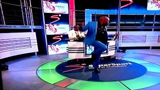 Dr Malinga doing best....