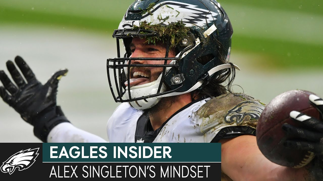In-Depth Look at Alex Singleton & His Success in Philadelphia | Eagles Insider