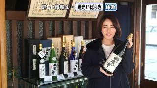 磯山さやかの旬刊!いばらき『酒蔵めぐり』(平成29年2月3日放送)